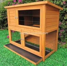 large 2 story wooden rabbit hutch rabbit house id 7965212 product