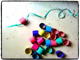 Que Faire Avec Des Rouleaux De Papier Toilette Fabriquer Un Collier Avec Des Rouleaux Wc U2013 Mes Humeurs Créatives