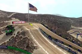 motocross race track animated track map glen helen motocross racer x online
