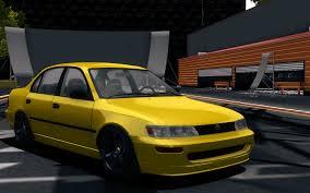 gom team toyota corolla 1995 car mods