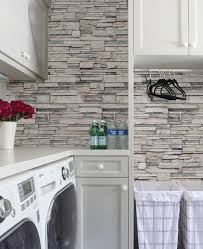 faux stone wallpaper peel and stick stone wallpaper stone