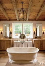 ten bathroom upgrades you can this weekend pinkous rustic bathroom john cottrell litchfield county connecticut
