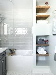 subway tile ideas for bathroom subway tile ideas bathroom mid sized contemporary master gray tile