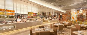 new bacchanal buffet at caesars features nine kitchens more than