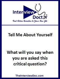 tell about yourself job interview prepare for the job interview job interview coaching