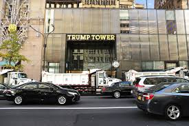 Home Zone Design Guidelines by No Fly Zone Implemented Around Trump Tower In Nyc The Verge