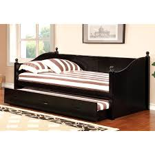 Black Daybed With Trundle Daybed For Less Overstock