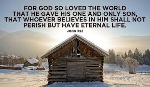 what is your favorite related bible verse 3 16