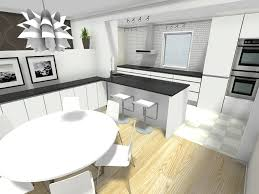 How To Design A Galley Kitchen by Kitchen Ideas Roomsketcher