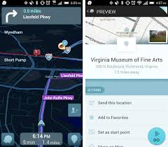 waze android what s the best maps and navigation app for android