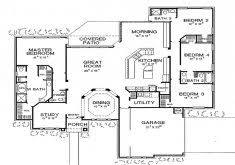 split floor plan house plans exceptional open layout house plans i this house layout open