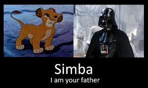 I Am Your Father Meme - simba i am your father by lucygoosey9966 on deviantart