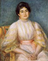 lucie by pierre auguste renoir handmade oil painting reion on canvas for we can offer framed art wall art gallery wrap and stretched