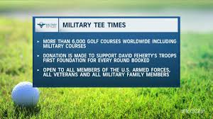 time offer deals helps armed forces golf channel