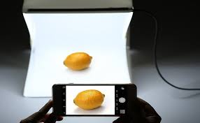 portable photo studio 9 6 inch photography light box