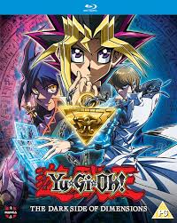 review yu gi oh the dark side of dimensions blu ray