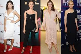 The Week In Celebrity Fashion by Salma Hayek Fashion Magazine