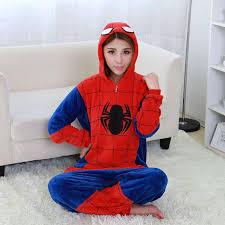 2018 spider pajamas for onesies pajama one