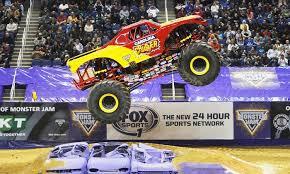 monster truck show nj monster jam in manchester nh groupon