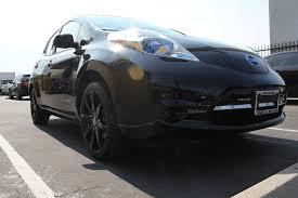 nissan leaf range 2013 akuza 843 zenith wheels on 2013 nissan leaf youtube
