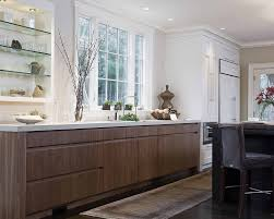 black walnut cabinets kitchen modern with black walnut cabinet