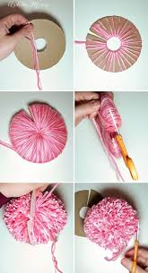 best 25 making pom poms ideas on pinterest pom pom diy hanging
