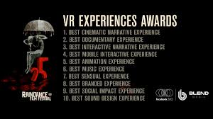 56 narrative selection the new raindance vr ar curator on twitter can t be any more excited