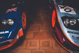 what has kept the gulf racing livery so special for so long