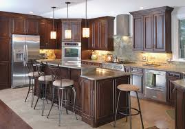 cherry cabinets in kitchen with what color paint kitchen set paint colors with cherry kitchen cabinets