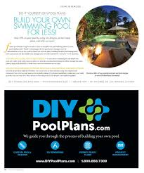 Home Plan Project Design Resources by Blog Diy Pool Plans