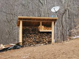 free firewood storage rack plans custom house woodworking