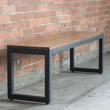 Dining Benches Zuo Modern Niles Dining Bench Hayneedle