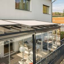 roller blinds canvas outdoor conservatory airomatic stobag