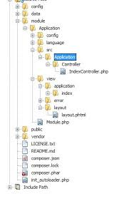 zf2 set layout variable from controller zend framework kdecom