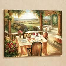 kitchen art painting