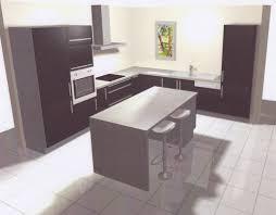 plan de cuisine avec ilot central plan de cuisine avec ilot fabulous cool plan cuisine en u avec ilot