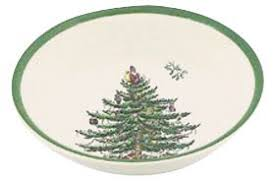 spode tree ascot cereal bowl rimmed cereal