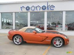 Dodge Viper Orange - 2010 toxic orange pearl dodge viper srt10 33438871 gtcarlot com
