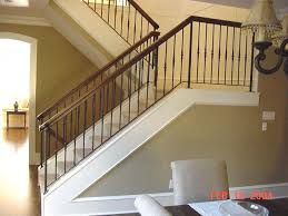 wood metal stair railing eva furniture