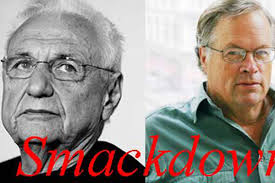 Frank Gehry by Frank Gehry Smackdown Iconic Architecture Vs Public Space