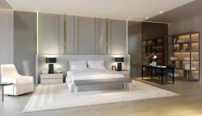 Bedroom Comfortable Bed With Smooth 21 Cool Bedrooms For Clean And Simple Design Inspiration