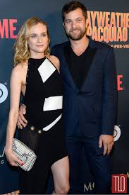 mayweather shoe collection diane kruger and joshua jackson at the