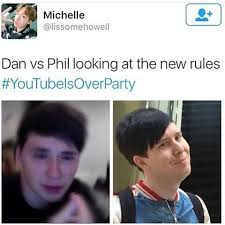 Dan And Phil Memes - dan phil part 36 wholesome howell and amazingphlegm idb