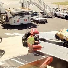 virgin baggage fee virgin baggage handler caught on tape throwing thundamentals