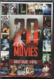 cool 20 horror movies vol 7 dvd 2014 4 disc set new for sale