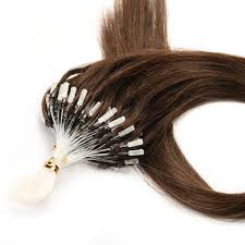How To Care For Hair Extensions With Micro Rings by 800 Strands Brazilian Micro Ring Loop Hair Extensions Micro Ring