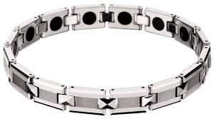 bracelet magnetic images Magnetic bracelets are novel gifts the quot nova quot tungsten carbide gif