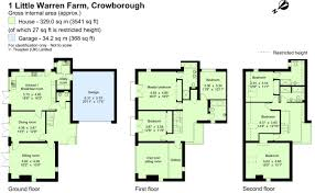 6 bedroom detached house for sale in little warren farm the