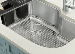 BLANCO ONE Stainless Steel Sink Accessories Blanco - Kitchen sink grid