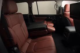 lexus lx 570 jp 2016 lexus lx 570 japan spec interior sun flare brown
